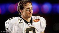 Drew Brees se stal nejlépe placeným hráčem v historii NFL