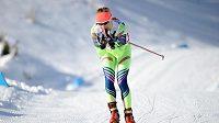 Helena Karásková získala stříbro na MS v zimním triatlonu.