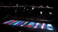 Mistrovství světa v hokeji v Kodani.