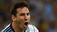 Góóól! Božský Lionel Messi pojistil náskok Argentiny v duelu s Bosnou.