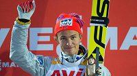 Norský skokan na lyžích Daniel-André Tande