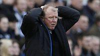 Kouč Steve McClaren skončil na lavičce Newcastlu.