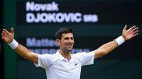 Světová tenisová jednička Novak Djokovič na OH v Tokiu chybět nebude.