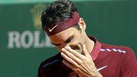 Hvězdný Roger Federer se s turnajem v Římě loučí již ve 3. kole.