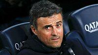 Trenér Luis Enrique na lavičce Barcelony po sezóně skončí.