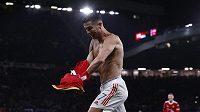 Cristiano Ronaldo v nastavení vystřelil výhru proti Villarrealu.
