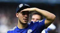 Záložník Chelsea Eden Hazard