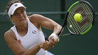 Barbora Strýcová předvádí ve Wimbledonu skvělé výkony