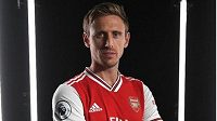 Španělský obránce Nacho Monreal odchází z Arsenalu.