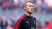 imon Kjaer zůstane v AC Milán