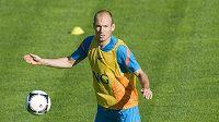 Nizozemská hvězda Arjen Robben
