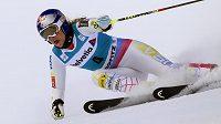 Americká lyžařka Lindsay Vonnová.
