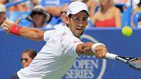 Novak Djokovič si po roce opět zahraje v Cincinnati o titul.
