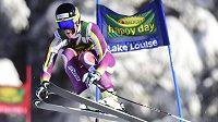 Nor Kjetil Jansrud si jede pro vítězství v super-G Světového poháru v Lake Louise.
