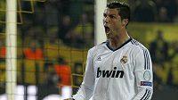 Real nasázel Malaze šest gólů.