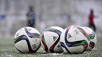 Prvoligové fotbalové týmy zahájily zimní přípravu - ilustrační foto.