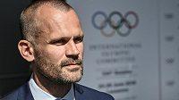 Bývalý vynikající švédský skokan do výšky Stefan Holm hodlá příští rok odejít z Mezinárodního olympijského výboru