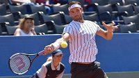Devětadvacetiletý bulharský tenista Grigor Dimitrov miluje kromě tenisu i krásné ženy. Většinou jsou starší než on sám.