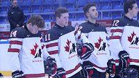 Kanadští hokejoví reprezentanti do 20 let řeší problém s koronavirem.