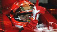 Michael Schumacher drží mnoho rekordů ve formuli 1 - především s Ferrari získal nejvíce mistrovských titulů, vítězství, nejrychlejších kol, pole position, bodů i výher v jedné sezóně.