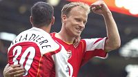 Dennis Bergkamp zažil v Arsenalu skvělé časy.