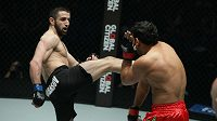 Kiamrian Abbasov, muž, který se zamiloval do MMA.