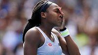 Coco Gauffová patří k největším nadějím světového tenisu