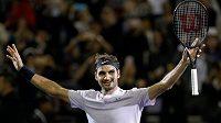 Bude se Roger Federer radovat o po finále?