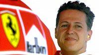 Lékaři probouzejí Michaela Schumachera z umělého spánku.
