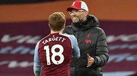 Podle trenéra Jürgena Kloppa se fotbalisté Liverpoolu vždy snažili psát historii, ale rozhodně tak nechtěli učinit rekordním nedělním debaklem 2:7 na hřišti Aston Villy.