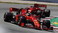 Vylepšení monopostu Ferrari byla nedostatečná.