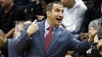 Trenér David Blatt už basketbalisty Clevelandu nepovede.