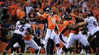 Manning zničil obranu Ravens