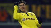 Polák Robert Lewandowski je prý na seznamu letních posil Bayernu Mnichov nejvýše.