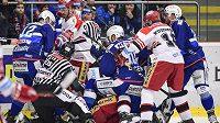 Čtvrtfinále je minulostí, začíná boj o finále hokejové Tipsport extraligy.