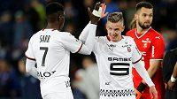 Fotbalisté Rennes slaví, vyhráli na půdě mistrovského PSG. Desáté čisté konto při působení ve Francii si připsal český reprezentační brankář Tomáš Koubek.