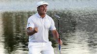 Bryson DeChambeau vyhrál turnaj okruhu PGA v Orlandu.