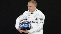 Mercedes bude i v novém seriálu MS formule 1 útočit na titul. Reprezentovat bude stáj i jezdec Valtteri Bottas z Finska.