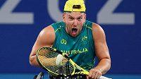 Australský handicapovaný tenista Dylan Alcott získal takzvaný Golden Slam.