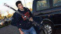Hokejový útočník Dominik Simon v Pittsburghu balí, bude hrát na farmě v AHL