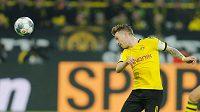 Marco Reus z Dortmundu stihl proti Paderbornu v nastavení alespoň vyrovnat.