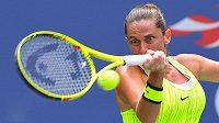 Italská tenistka Roberta Vinciová je letos na US Open možná naposledy.