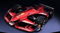 Ferrari budoucnosti...?