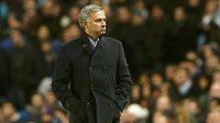 Mourinho byl po prohře svého Realu hodně zachmuřený.