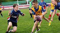 Už jste vyzkoušeli touch rugby?