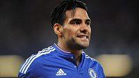Opustí Radamel Falcao v zimním přestupním období Chelsea?