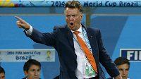 Louis van Gaal chce v nové sezóně pozvednout Manchester United.