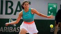Německá tenistka Julia Görgesová na letošním French Open v Paříži.