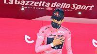 Italský cyklista Filippo Ganna je v čele Gira d'Italia i po druhé etapě