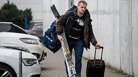 Obránce Jakub Jeřábek má namířeno do KHL.
